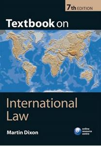 Picture of Textbook on International Law 7ed