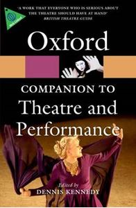 Picture of Oxford Companion  to Theatre and Performance
