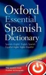 Picture of Oxford Essential Spanish Dictionary
