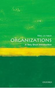 Picture of Organizations: A Very Short Introduction