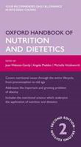 Picture of Oxford Handbook of Nutrition and Dietetics 2ed