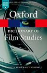 Picture of Oxford Dictionary of Film Studies