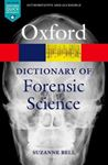 Picture of Oxford Dictionary of Forensic Science