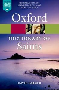 Picture of Oxford Dictionary of Saints 5ed