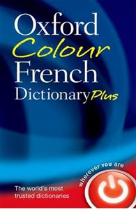 Picture of Oxford Colour French Dictionary Plus