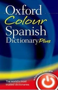 Picture of Oxford Colour Spanish Dictionary 3ed