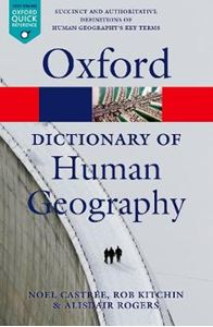 Picture of Oxford Dictionary of Human Geography
