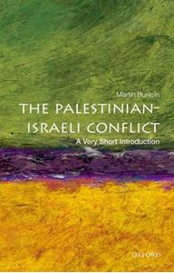 Picture of Palestinian-Israeli Conflict: A Very Short Introduction