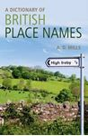 Picture of Oxford Dictionary of British Place-Names