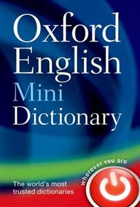 Picture of Oxford English Mini Dictionary