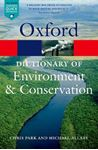 Picture of Oxford Dictionary of Environment and Conservation 2ed