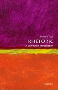 Picture of Rhetoric: A Very Short Introduction