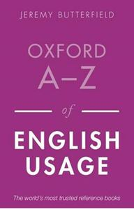 Picture of Oxford A-Z of English Usage