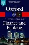 Picture of Oxford Dictionary of Finance and Banking 5ed