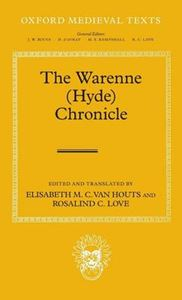 Picture of Warenne (Hyde) Chronicle