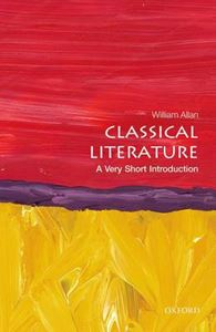 Picture of Classical Literature: A Very Short Introduction