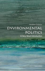 Picture of Environmental Politics: A Very Short Introduction