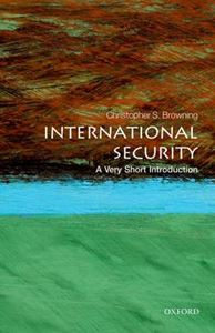 Picture of International Security: A Very Short Introduction