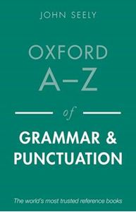 Picture of Oxford A-Z of Grammar & Punctuation