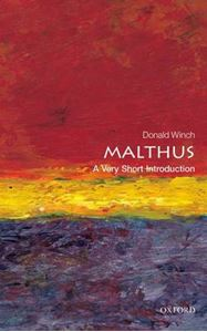 Picture of Malthus: A Very Short Introduction