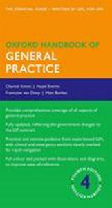 Picture of Oxford Handbook of General Practice 4ed