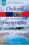 Picture of Oxford Dictionary of Geography 5ed