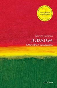 Picture of Judaism: A Very Short Introduction