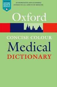 Picture of Oxford Concise Colour Medical Dictionary 6ed