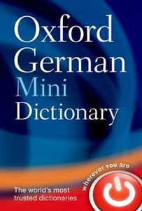 Picture of Oxford German Mini Dictionary