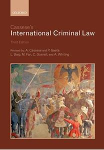 Picture of Cassese's International Criminal Law 3ed