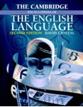 Picture of Cambridge Encyclopedia Of The English Language 2ed