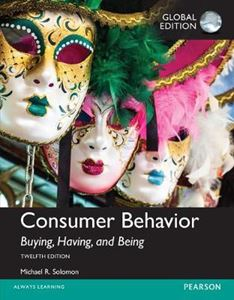 Picture of Consumer Behavior: Buying, Having, and Being 12ed