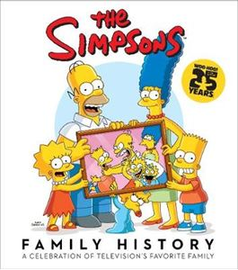 Picture of Simpsons Family History