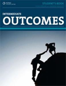 Picture of Outcomes Intermediate Workbook with Key