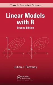 Picture of Linear Models with R 2ed