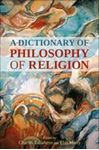 Picture of Dictionary of Philosophy of Religion