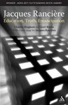 Picture of Jacques Ranciere:  Education, Truth, Emancipation