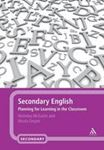Picture of Secondary English : Planning for Learning in the Classroom
