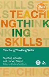 Picture of Teaching Thinking Skills