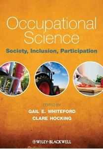 Picture of Occupational Science: Society, Inclusion, Participation