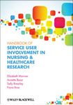 Picture of Handbook of User Involvement in Nursing and Healthcare Research