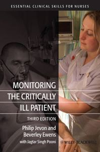 Picture of Monitoring the Critically Ill Patient 3ed
