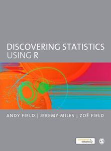 Picture of Discovering Statistics Using R