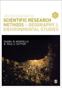 Picture of Introduction to Scientific Research Methods in Geography and Environmental Studies 2ed
