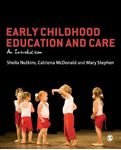 Picture of Early Childhood Education and Care: An introduction