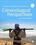 Picture of Criminological Perspectives: Essential Readings 3ed
