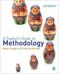 Picture of Student's Guide to Methodology 3ed