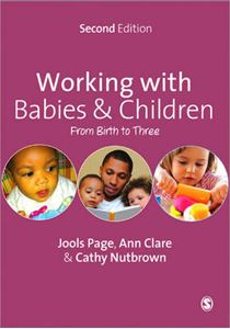 Picture of Working with Babies and Children: From Birth to Three 2ed