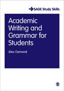 Picture of Academic Writing and Grammar for Students