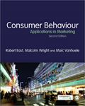 Picture of Consumer Behaviour : Applications in Marketing 2ed